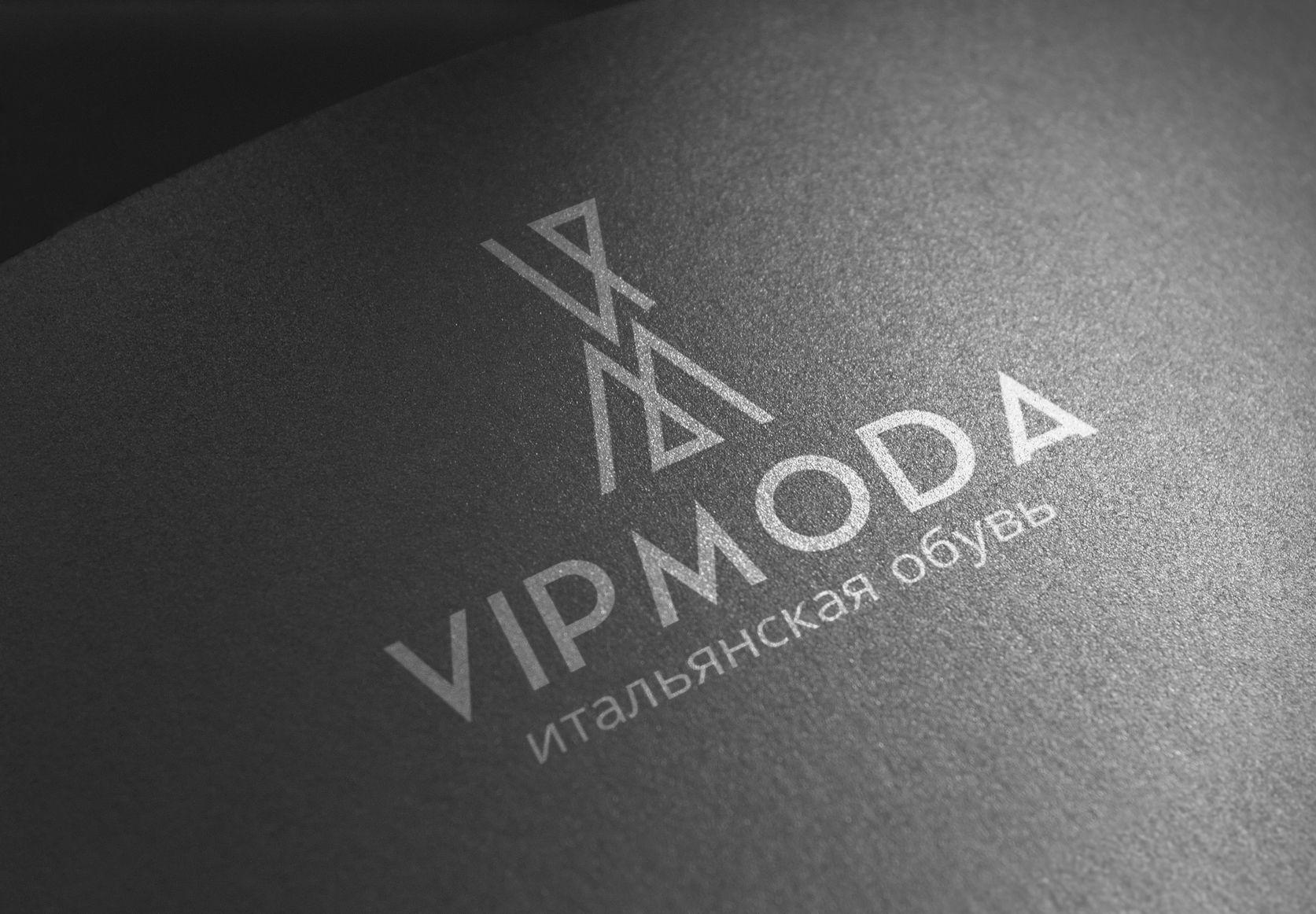 Лого и фирменный стиль компании ВИПМОДА  - дизайнер andyul
