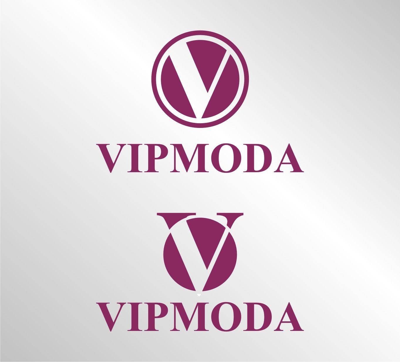 Лого и фирменный стиль компании ВИПМОДА  - дизайнер Scorp