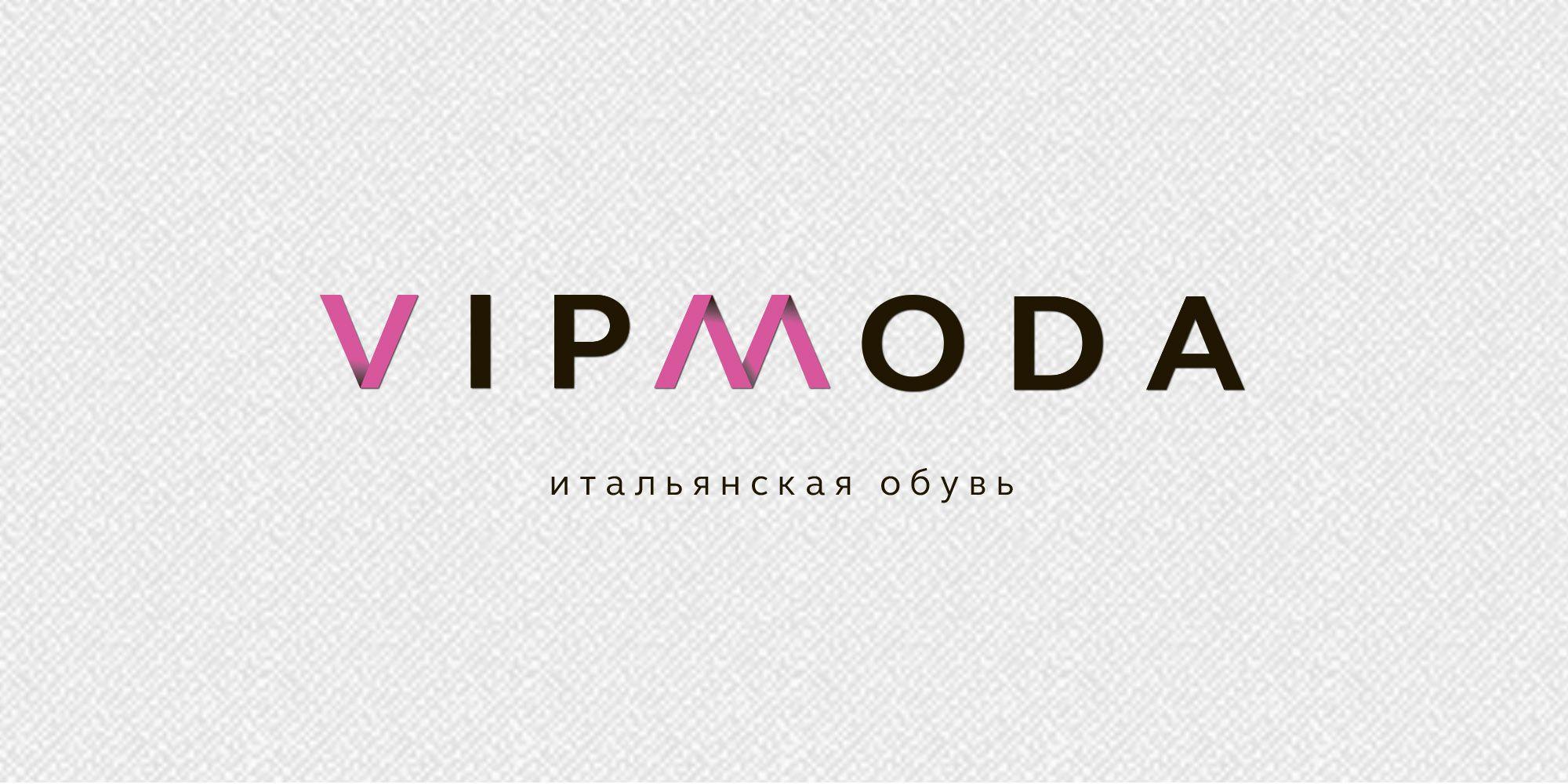 Лого и фирменный стиль компании ВИПМОДА  - дизайнер sidor