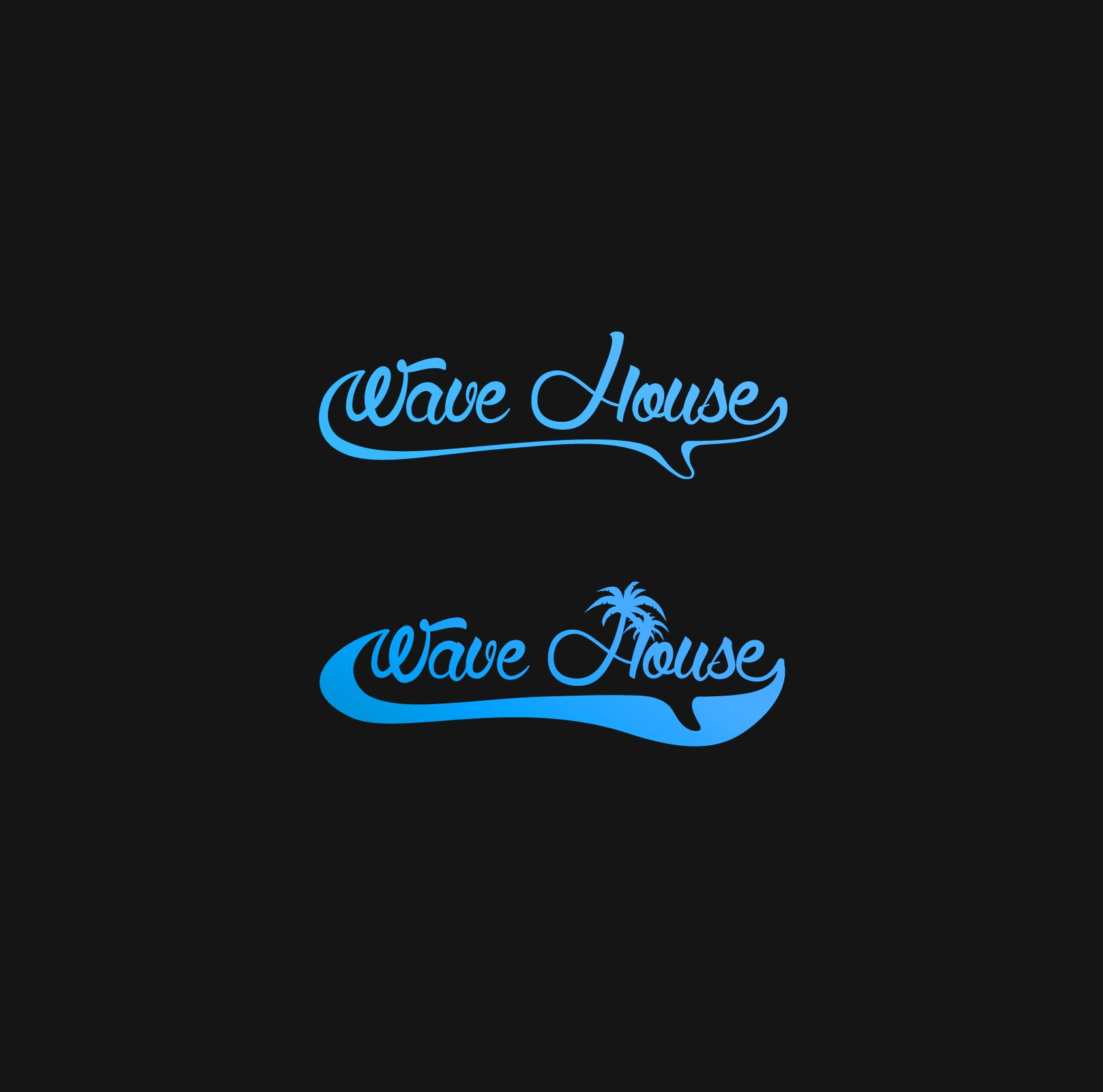 Редизайн логотипа для серф-кэмпа на Бали - дизайнер silapov
