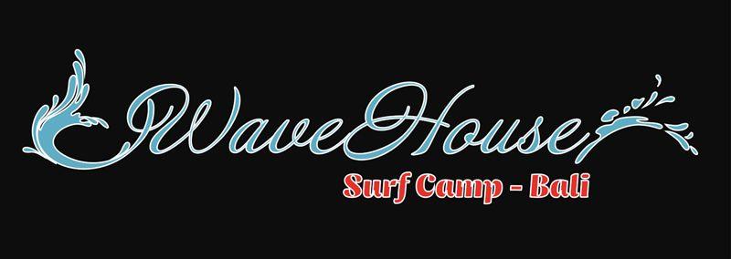Редизайн логотипа для серф-кэмпа на Бали - дизайнер kotesmile