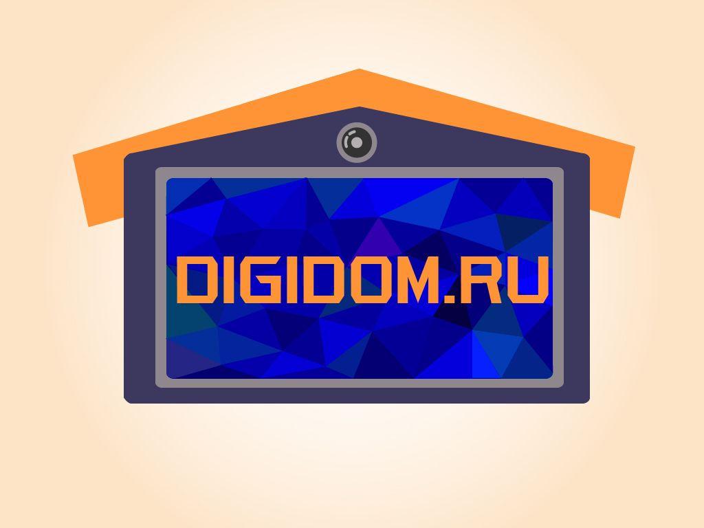 Логотип интернет-магазина мобильных устройств - дизайнер Wal_Krav_404
