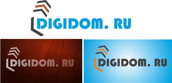 Логотип интернет-магазина мобильных устройств - дизайнер desingmix