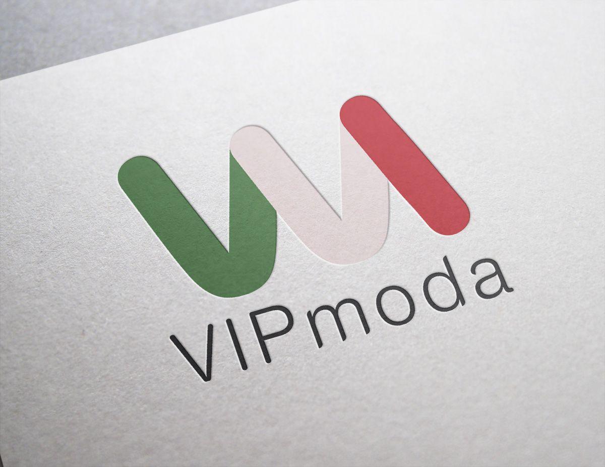 Лого и фирменный стиль компании ВИПМОДА  - дизайнер vook23
