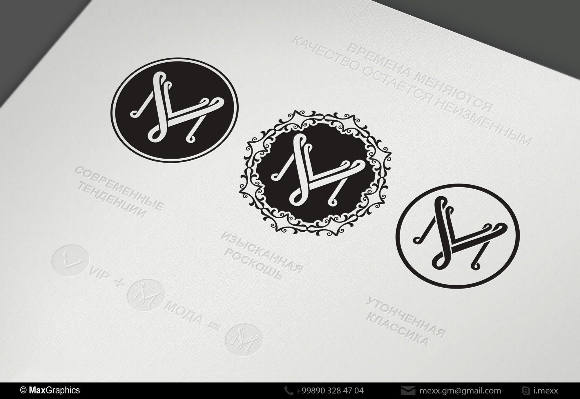 Лого и фирменный стиль компании ВИПМОДА  - дизайнер Kreativa