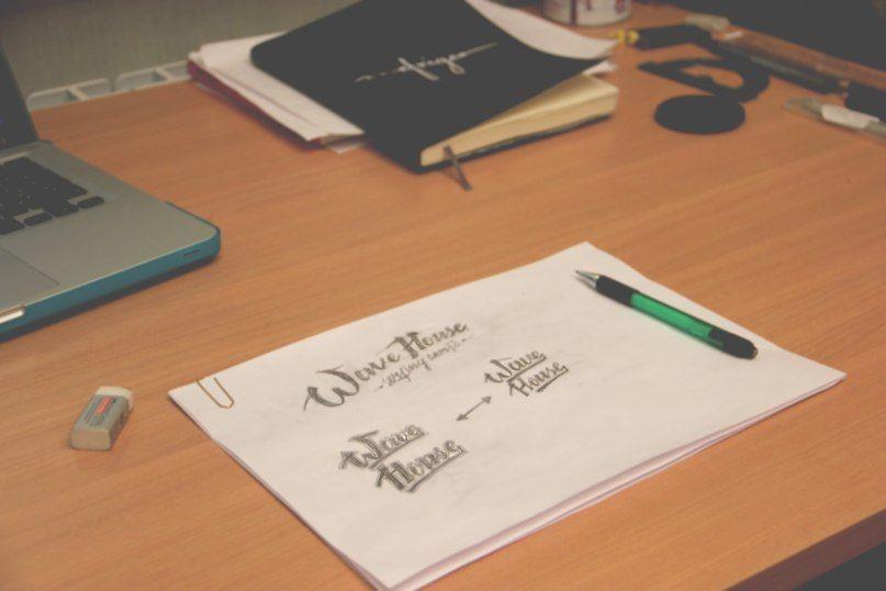 Редизайн логотипа для серф-кэмпа на Бали - дизайнер seniordesigner