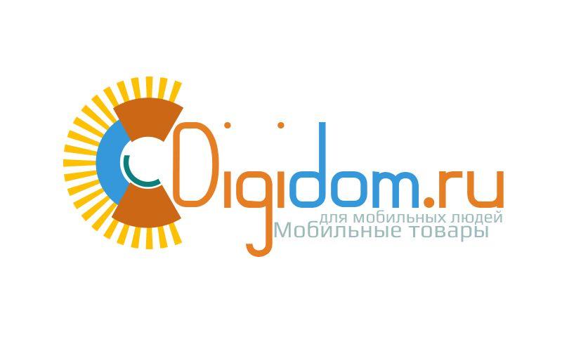 Логотип интернет-магазина мобильных устройств - дизайнер AikiS