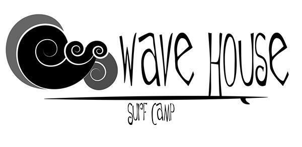 Редизайн логотипа для серф-кэмпа на Бали - дизайнер JennyTramp
