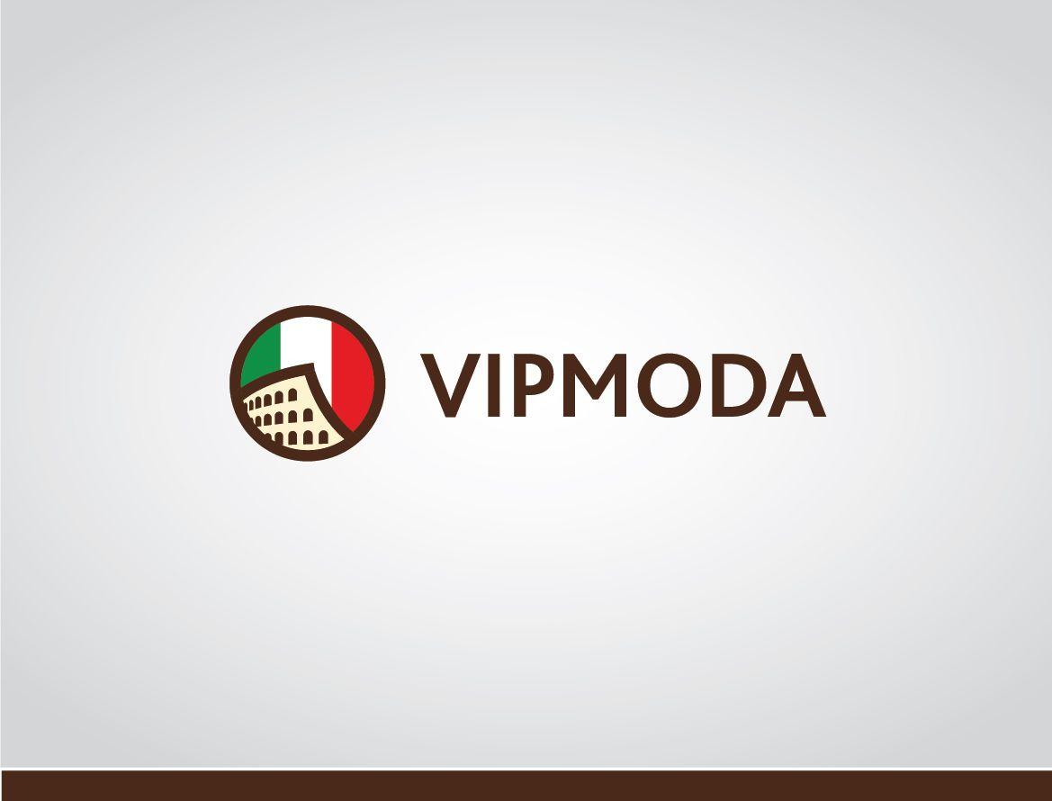 Лого и фирменный стиль компании ВИПМОДА  - дизайнер Cammerariy