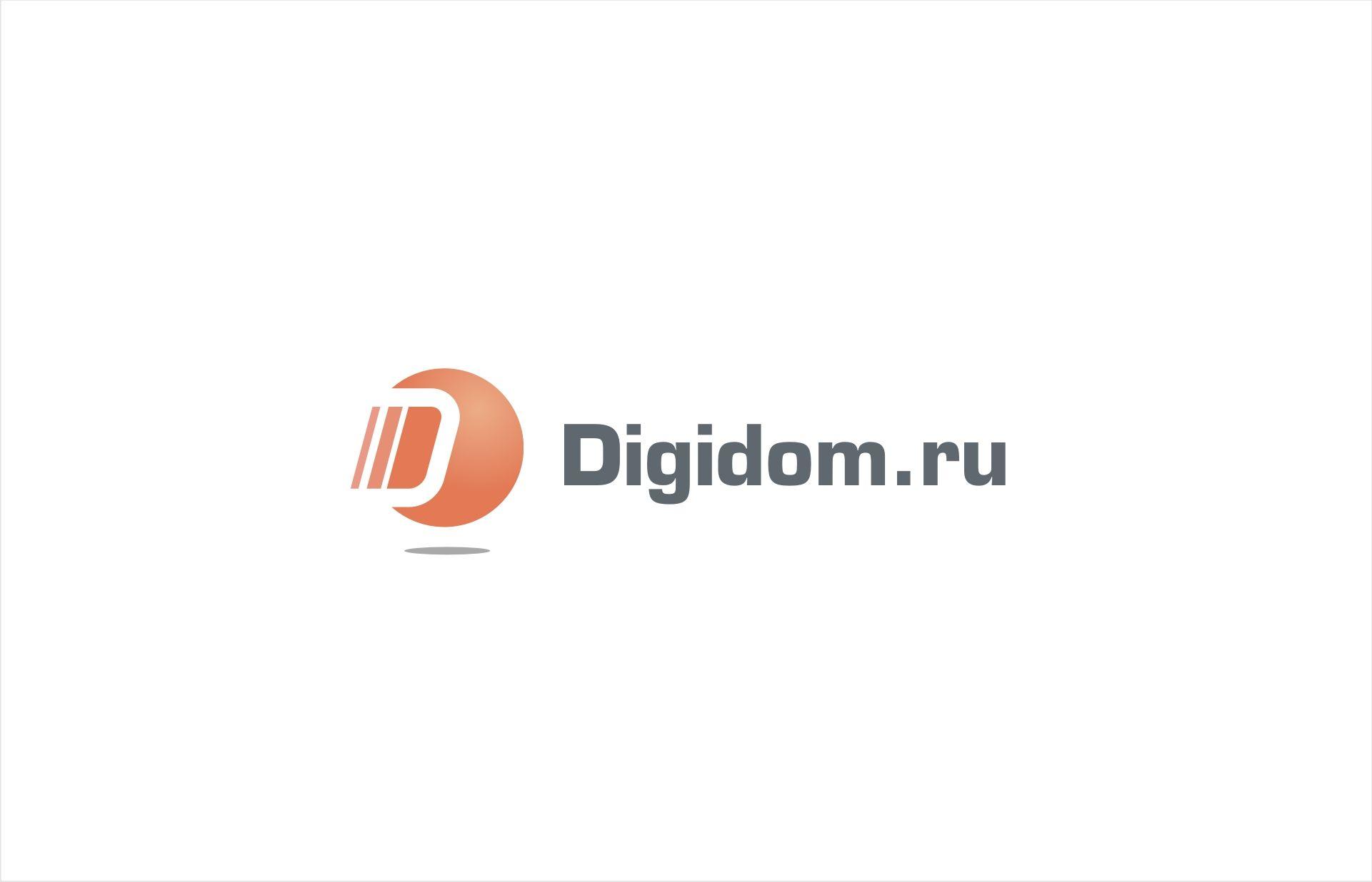 Логотип интернет-магазина мобильных устройств - дизайнер Romasan