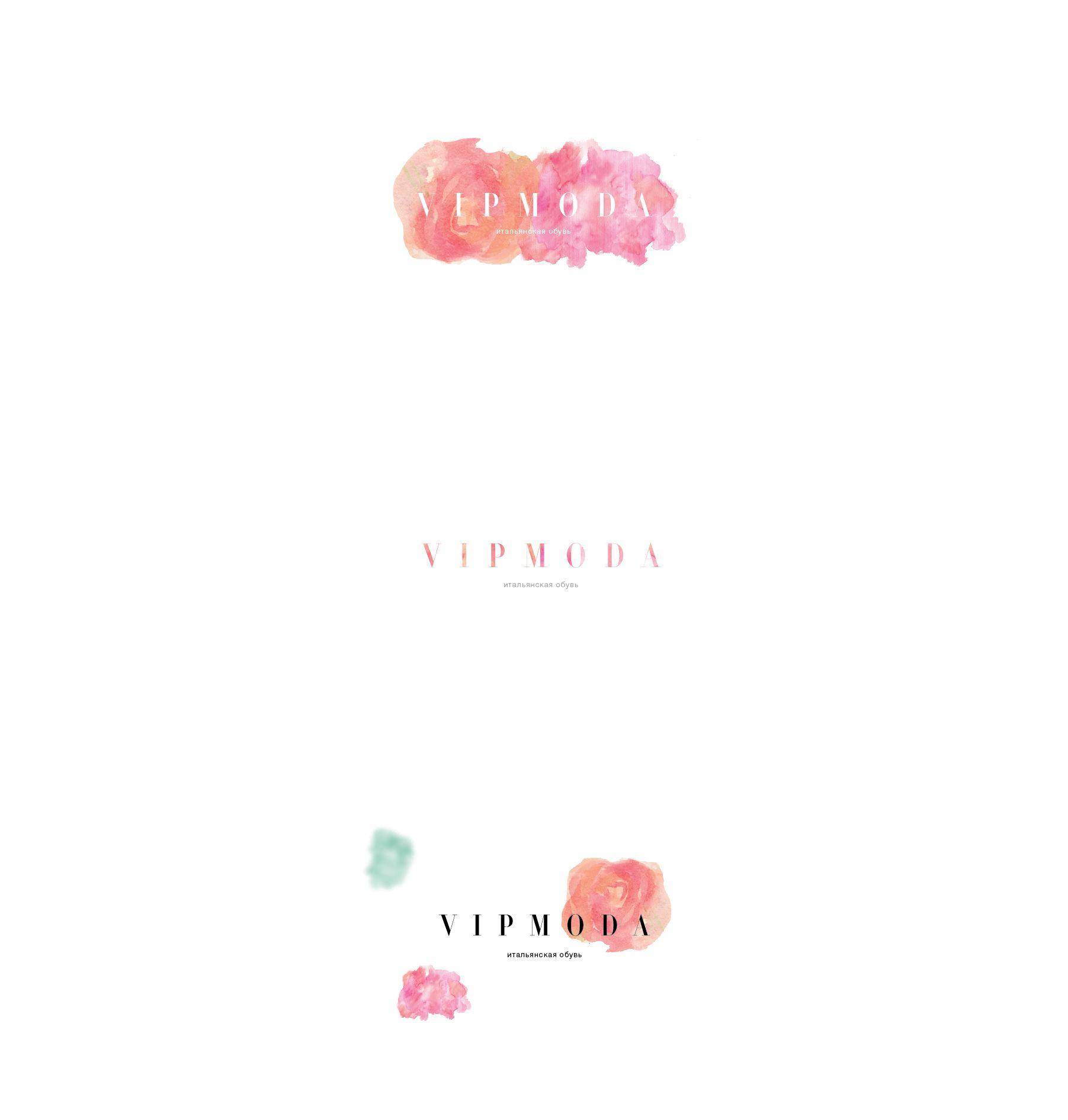 Лого и фирменный стиль компании ВИПМОДА  - дизайнер exilim-uncor