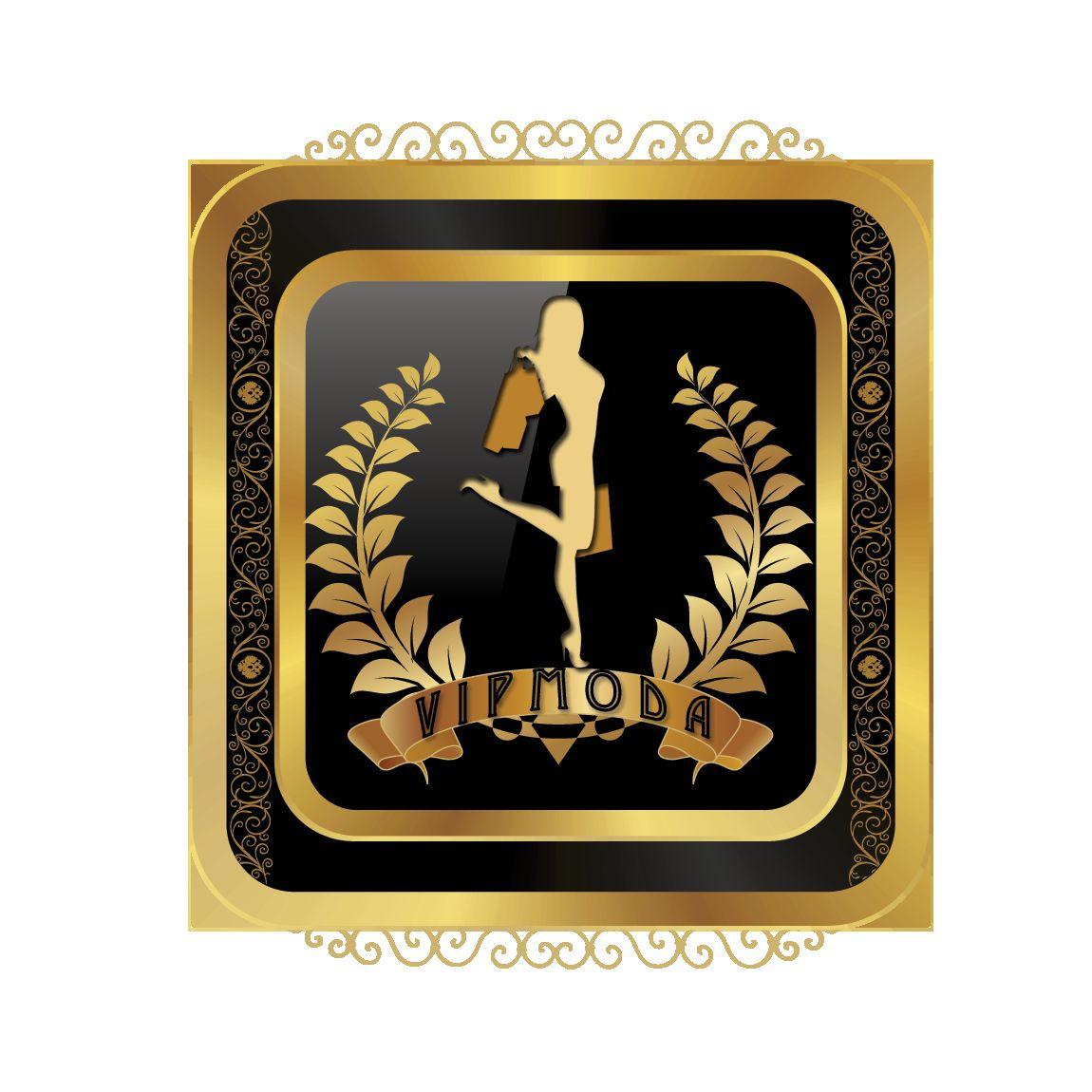 Лого и фирменный стиль компании ВИПМОДА  - дизайнер m0nch