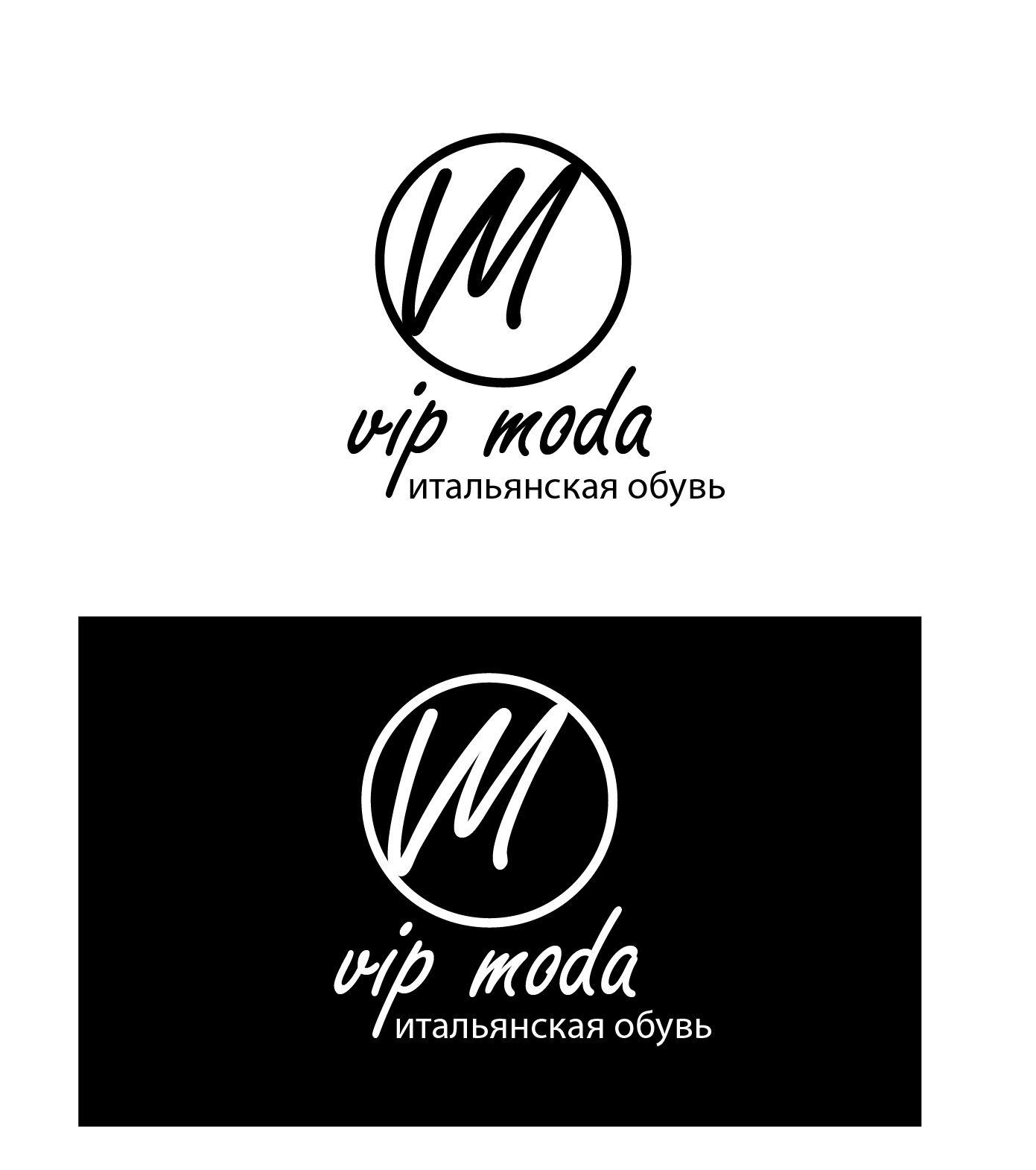 Лого и фирменный стиль компании ВИПМОДА  - дизайнер reno_22