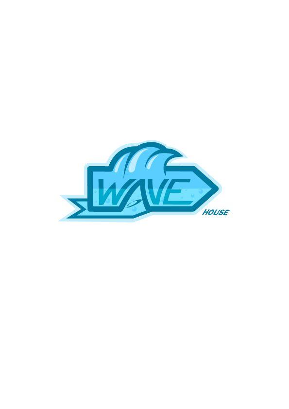 Редизайн логотипа для серф-кэмпа на Бали - дизайнер filk