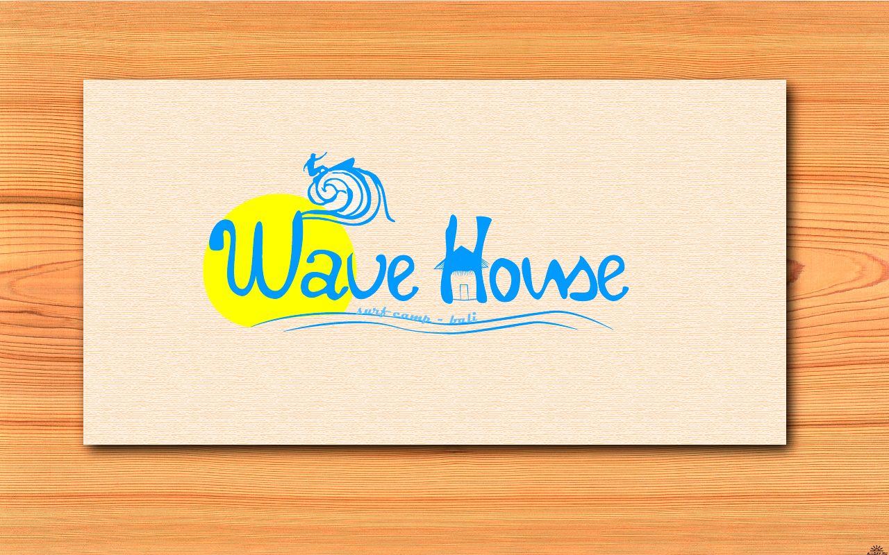 Редизайн логотипа для серф-кэмпа на Бали - дизайнер colorfimation