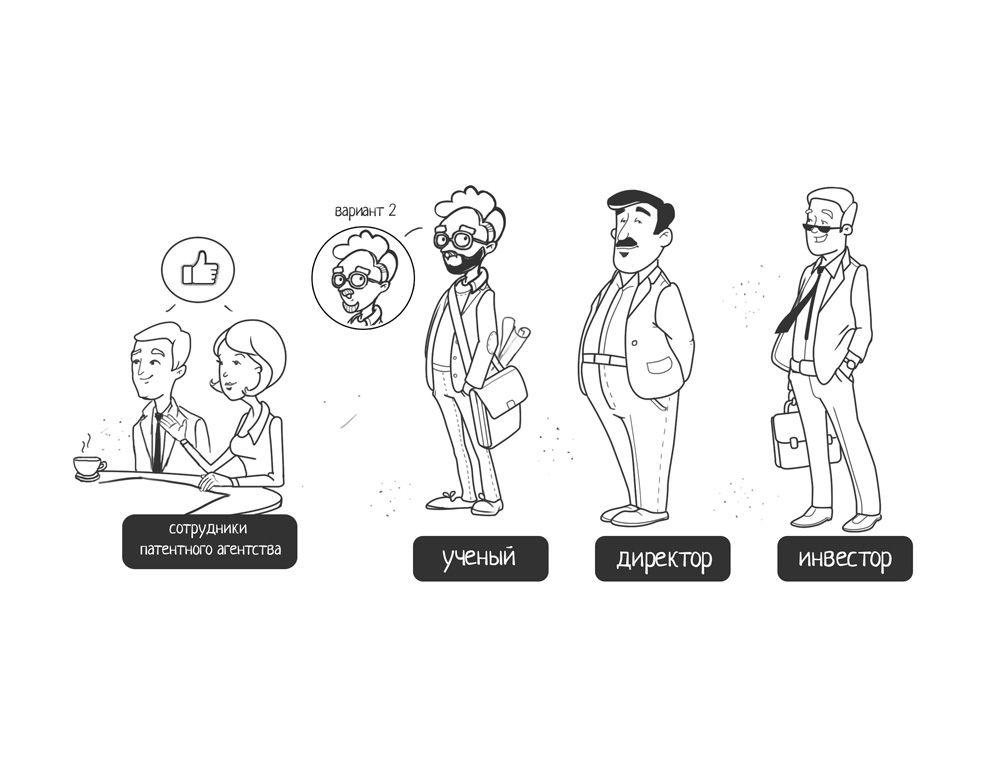 Эскизы Патенты +1,5тр финалистам - до 7 мая - дизайнер Dr_Headshot