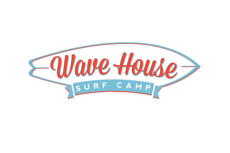Редизайн логотипа для серф-кэмпа на Бали - дизайнер swinefoxy