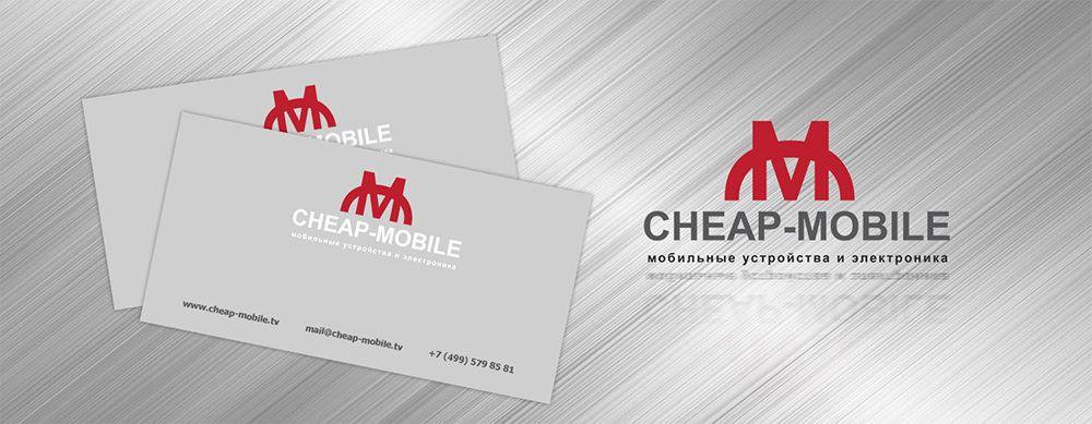 Лого и фирменный стиль для ИМ (Мобильные телефоны) - дизайнер dr_benzin