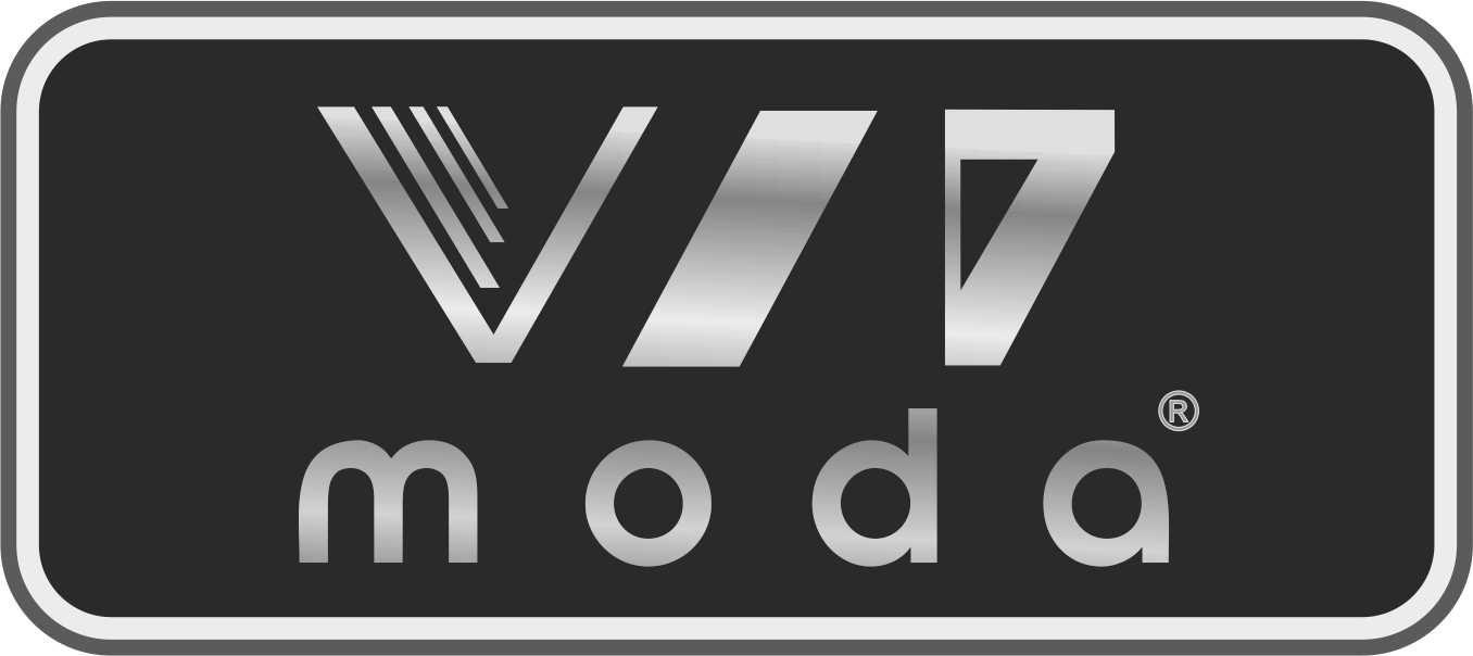 Лого и фирменный стиль компании ВИПМОДА  - дизайнер kibersample