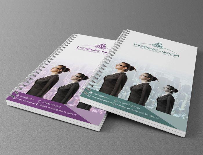 Лого и стиль тренингового центра/системы знаний - дизайнер Mira