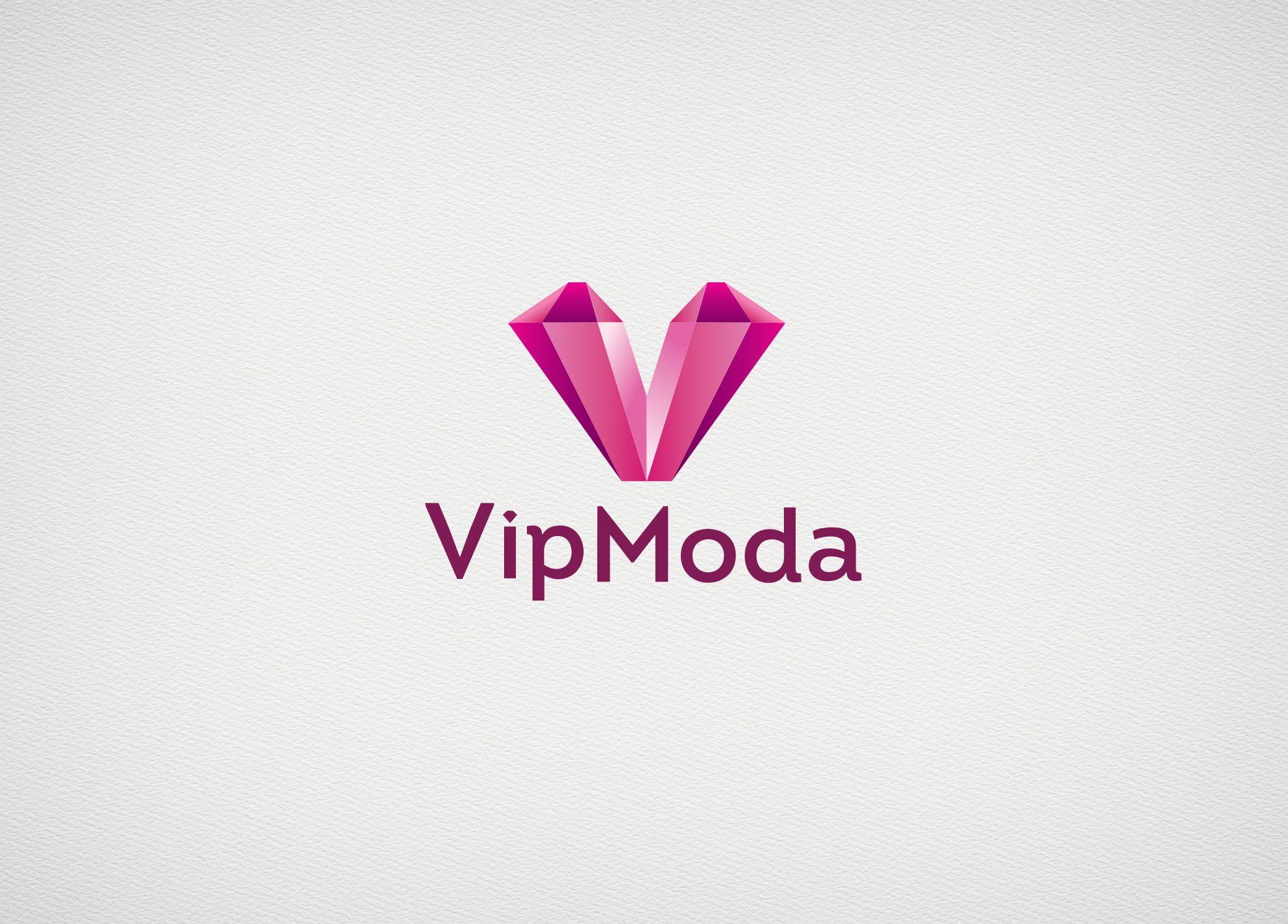 Лого и фирменный стиль компании ВИПМОДА  - дизайнер 25angel05