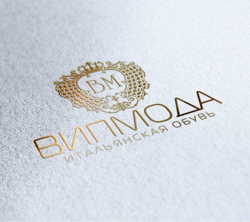 Лого и фирменный стиль компании ВИПМОДА  - дизайнер zhutol