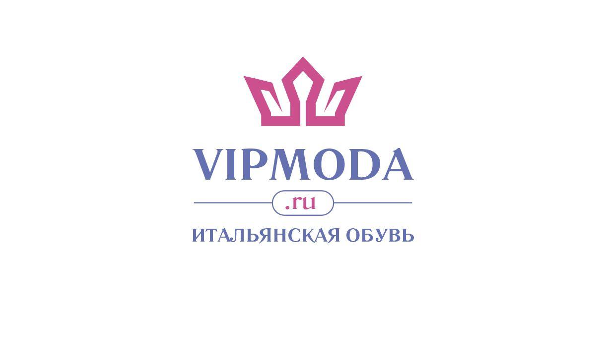 Лого и фирменный стиль компании ВИПМОДА  - дизайнер andblin61
