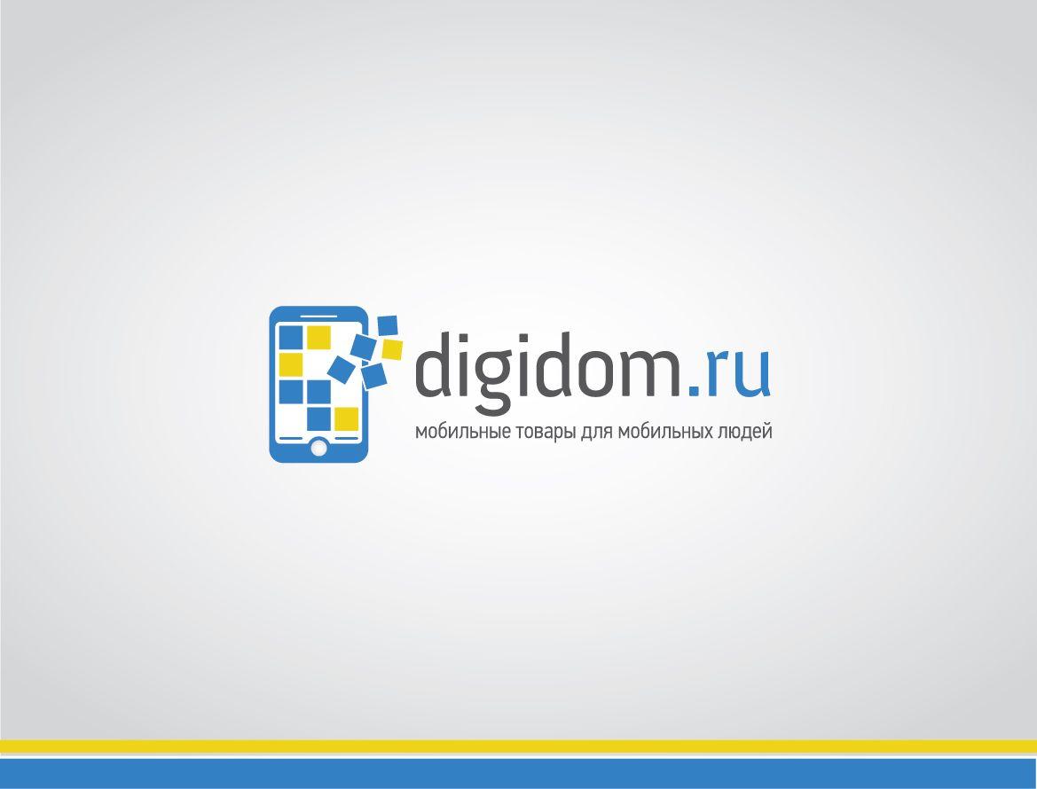 Логотип интернет-магазина мобильных устройств - дизайнер Cammerariy