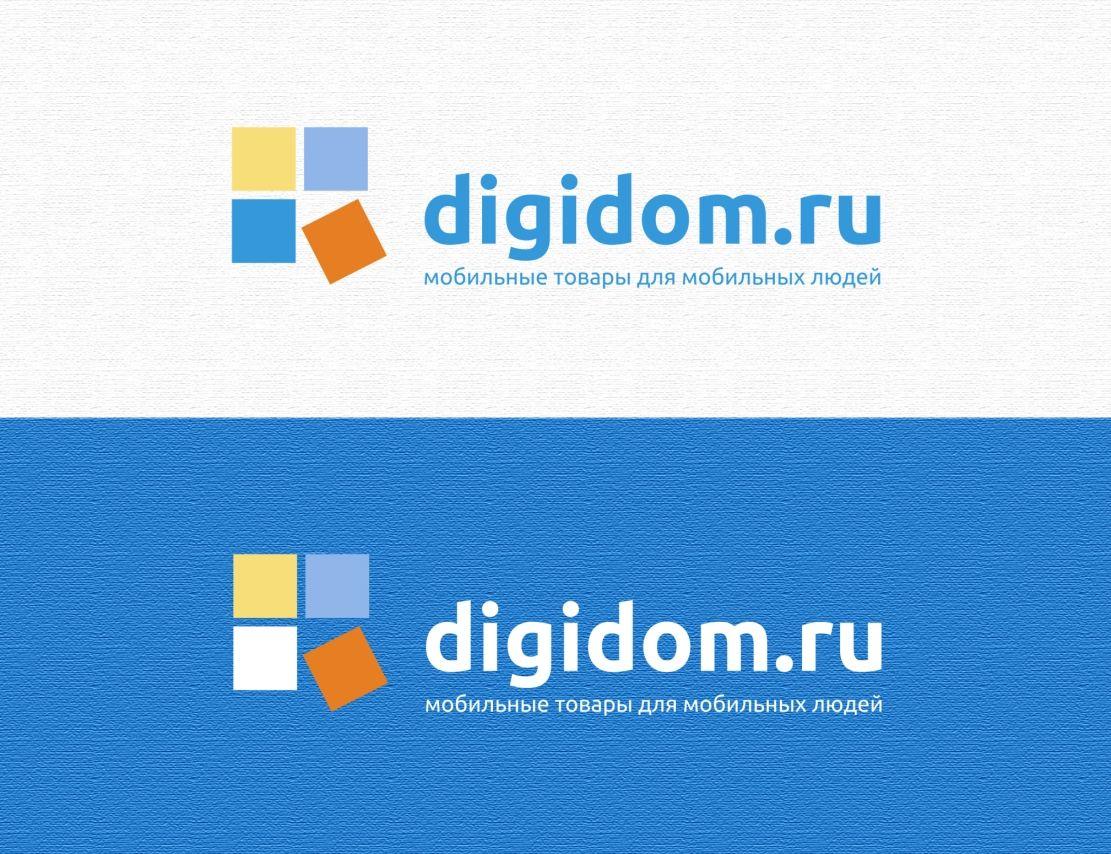 Логотип интернет-магазина мобильных устройств - дизайнер hpya