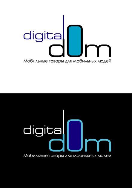 Логотип интернет-магазина мобильных устройств - дизайнер Krakazjava