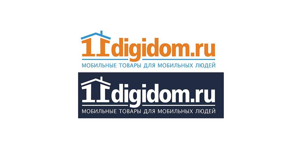 Логотип интернет-магазина мобильных устройств - дизайнер Vectorman13