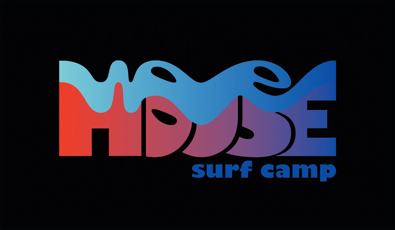 Редизайн логотипа для серф-кэмпа на Бали - дизайнер Marie