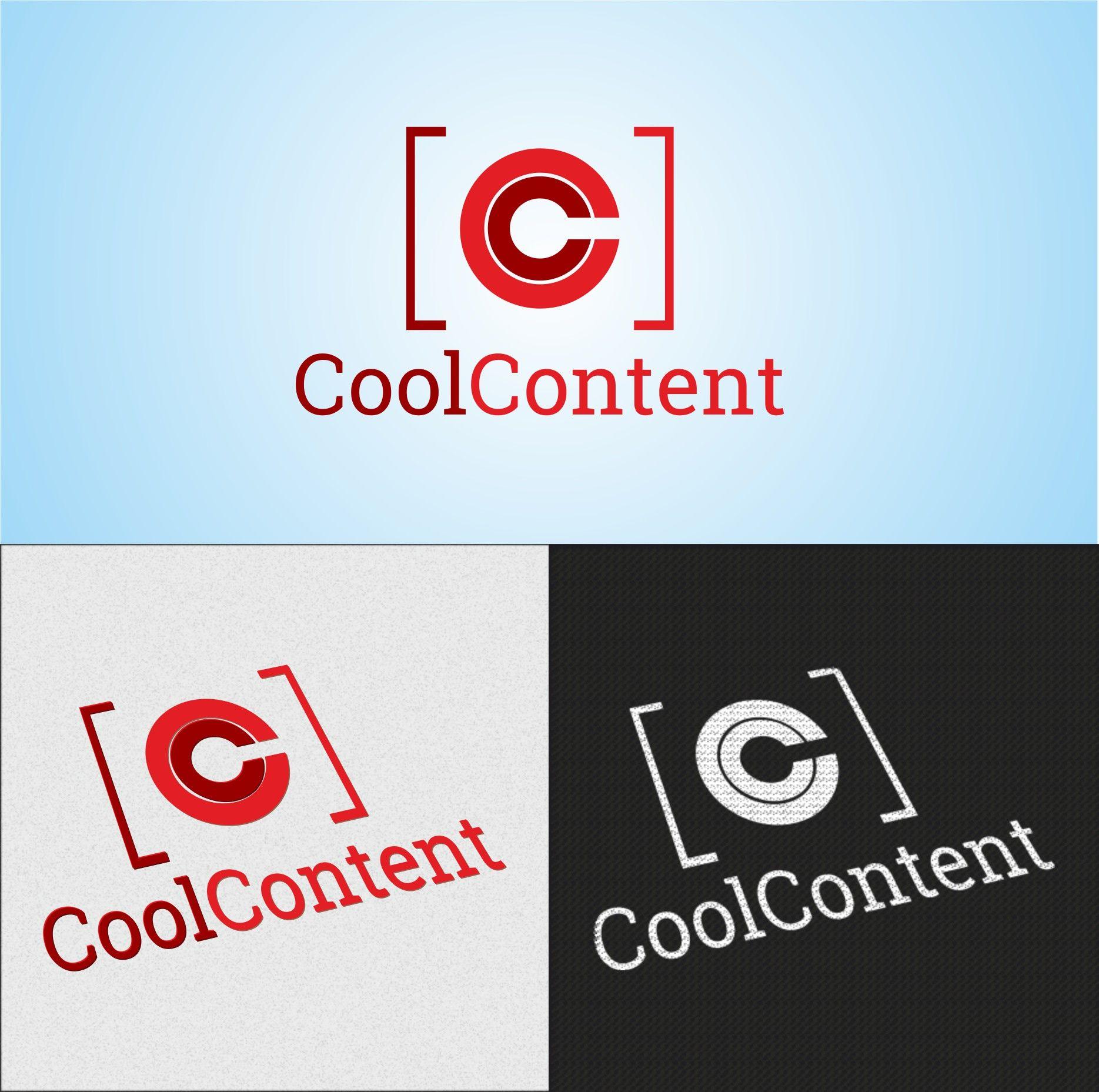 Лого для агентства Cool Content - дизайнер hsochi
