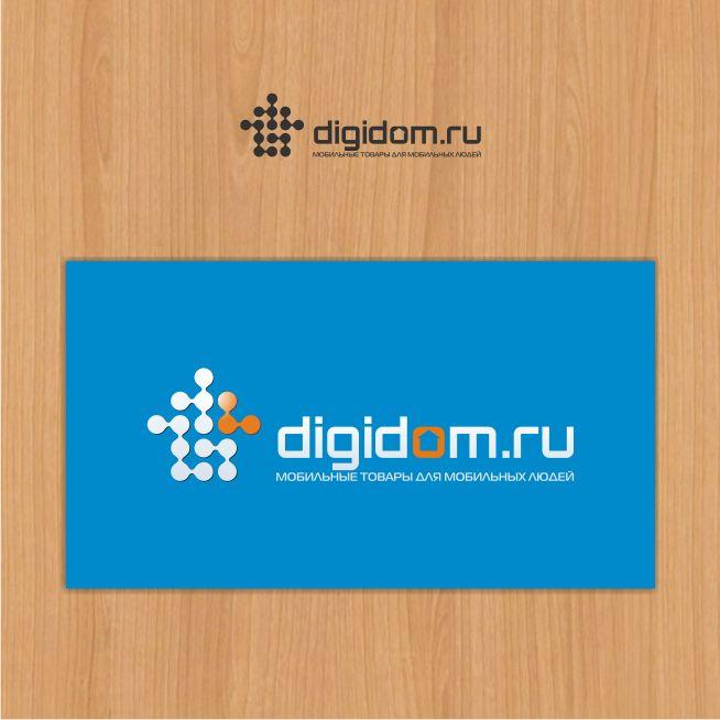 Логотип интернет-магазина мобильных устройств - дизайнер Crystal10