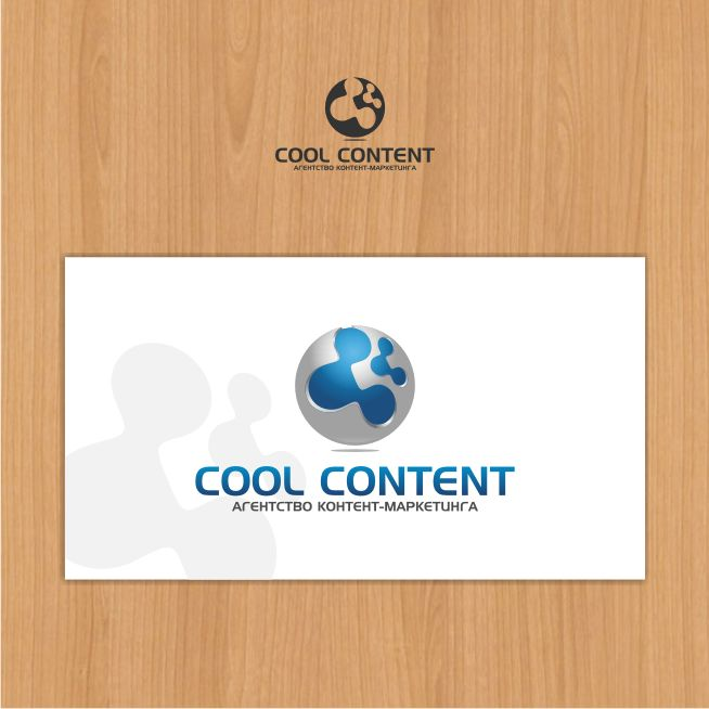 Лого для агентства Cool Content - дизайнер Crystal10