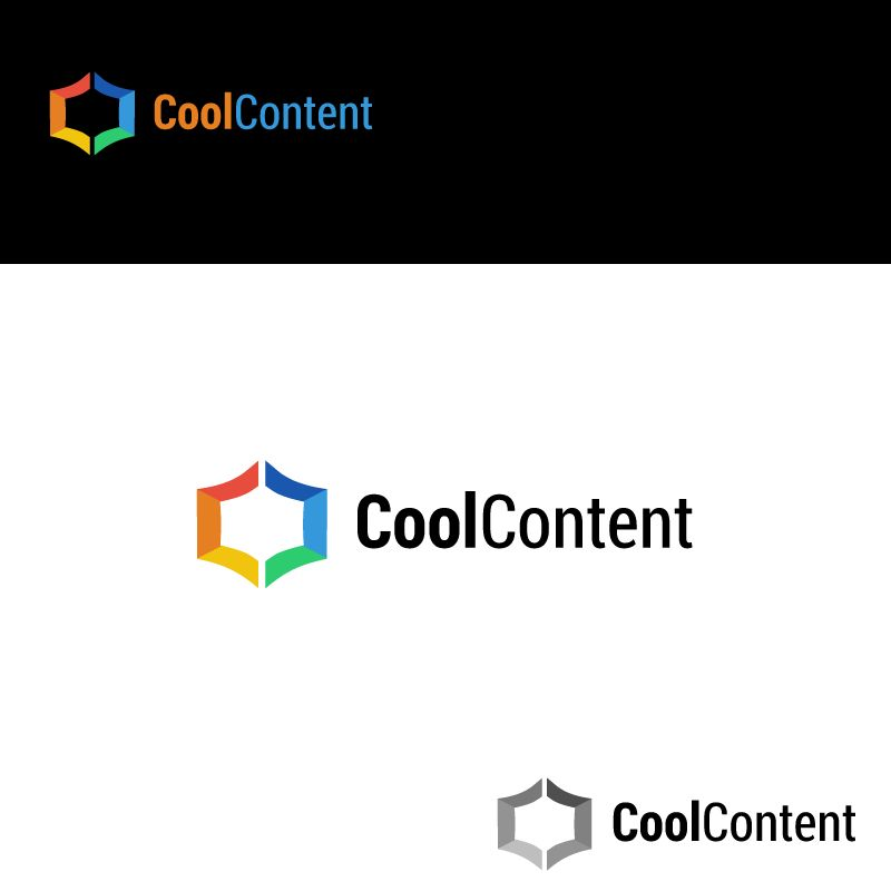 Лого для агентства Cool Content - дизайнер ekatarina