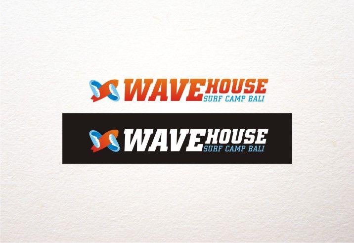 Редизайн логотипа для серф-кэмпа на Бали - дизайнер Seejah