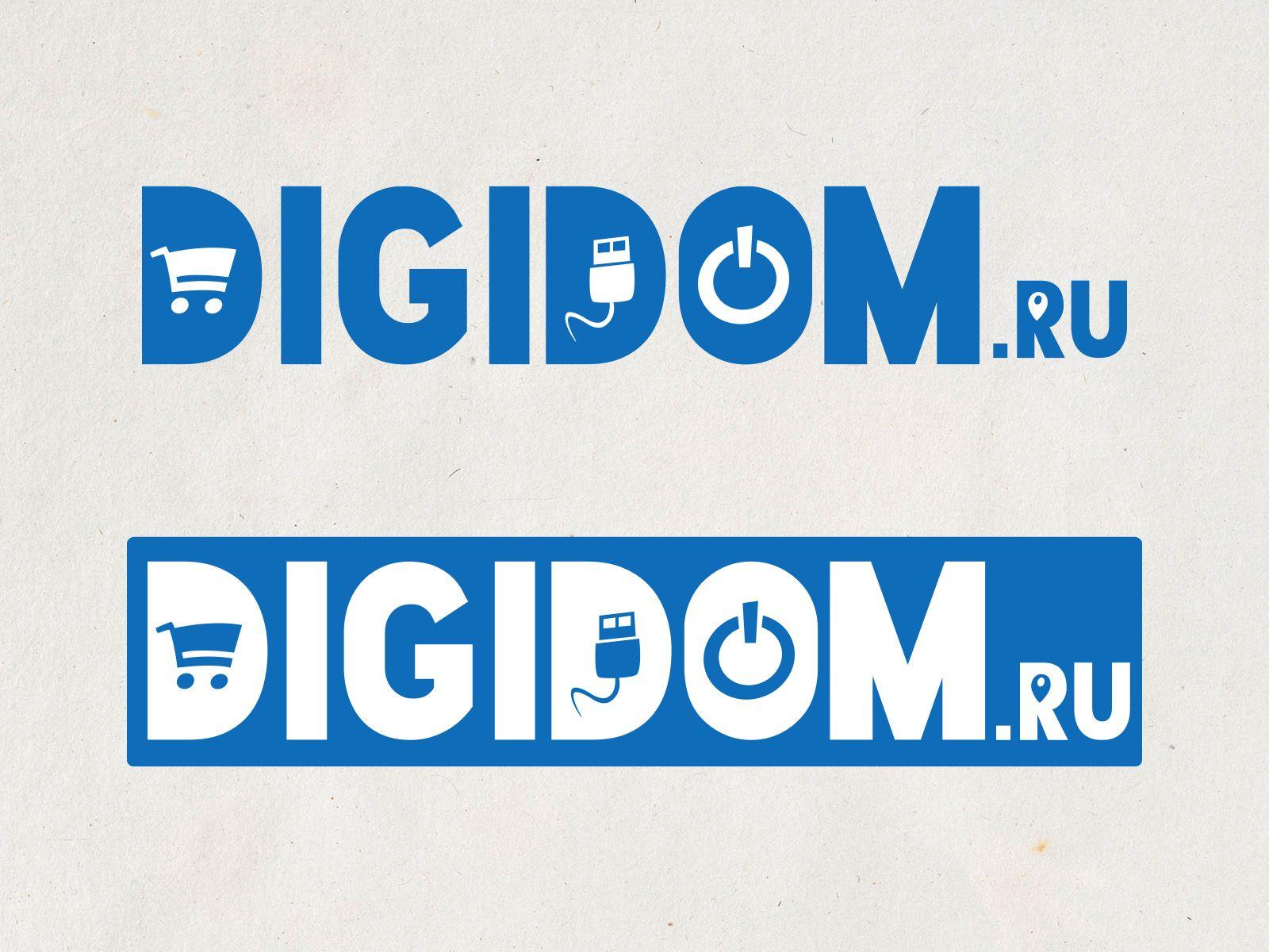 Логотип интернет-магазина мобильных устройств - дизайнер UkkoKarhunen