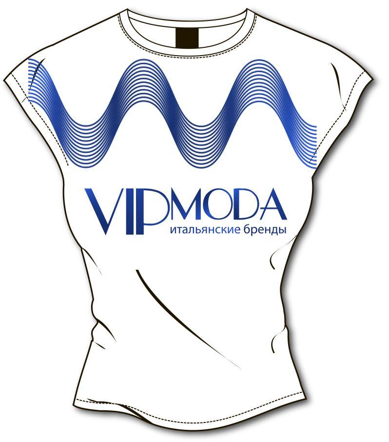Лого и фирменный стиль компании ВИПМОДА  - дизайнер montenegro2014
