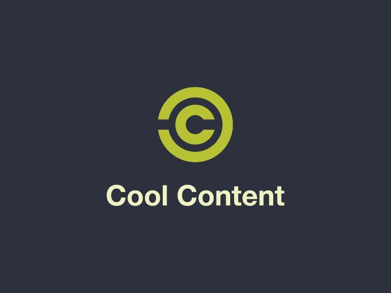 Лого для агентства Cool Content - дизайнер rikozi