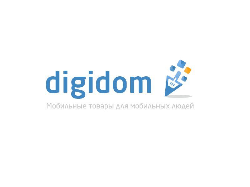 Логотип интернет-магазина мобильных устройств - дизайнер karina_a