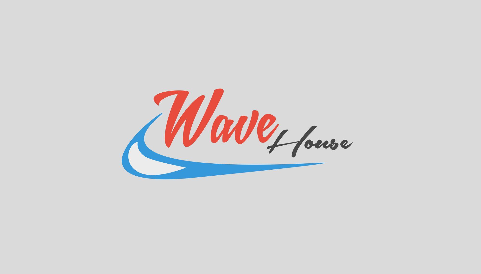 Редизайн логотипа для серф-кэмпа на Бали - дизайнер Selody