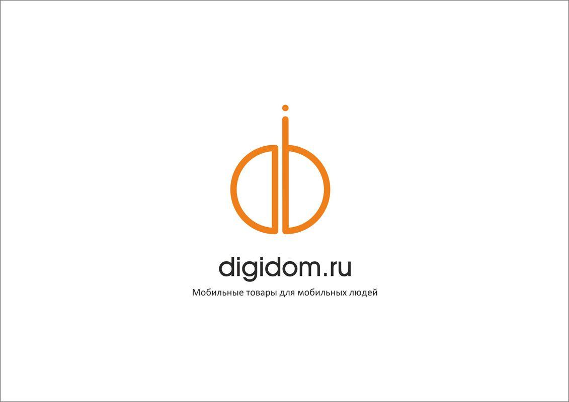 Логотип интернет-магазина мобильных устройств - дизайнер grafushka2112