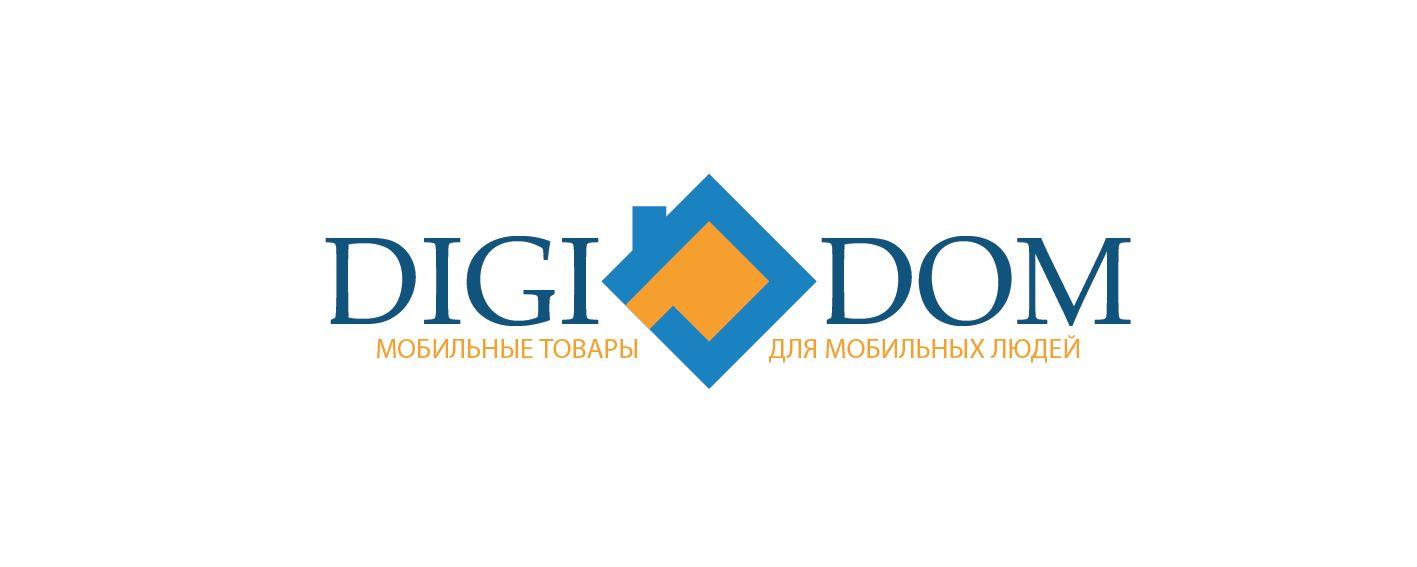 Логотип интернет-магазина мобильных устройств - дизайнер gagda82