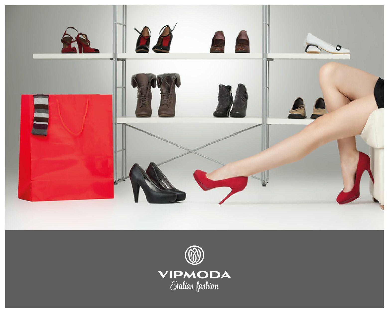 Лого и фирменный стиль компании ВИПМОДА  - дизайнер stulgin