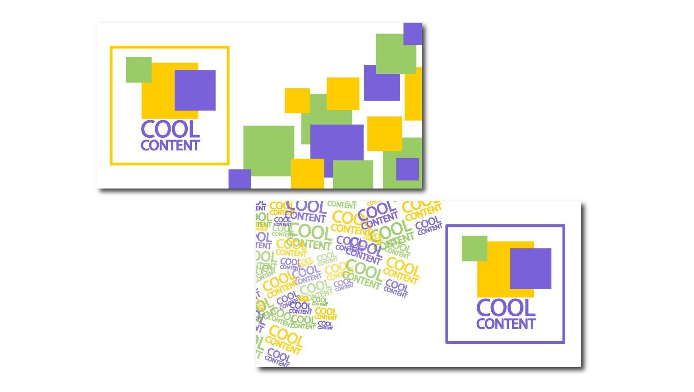 Лого для агентства Cool Content - дизайнер montenegro2014