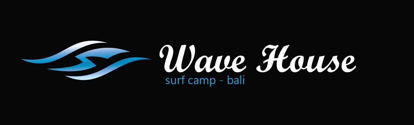 Редизайн логотипа для серф-кэмпа на Бали - дизайнер gagda82