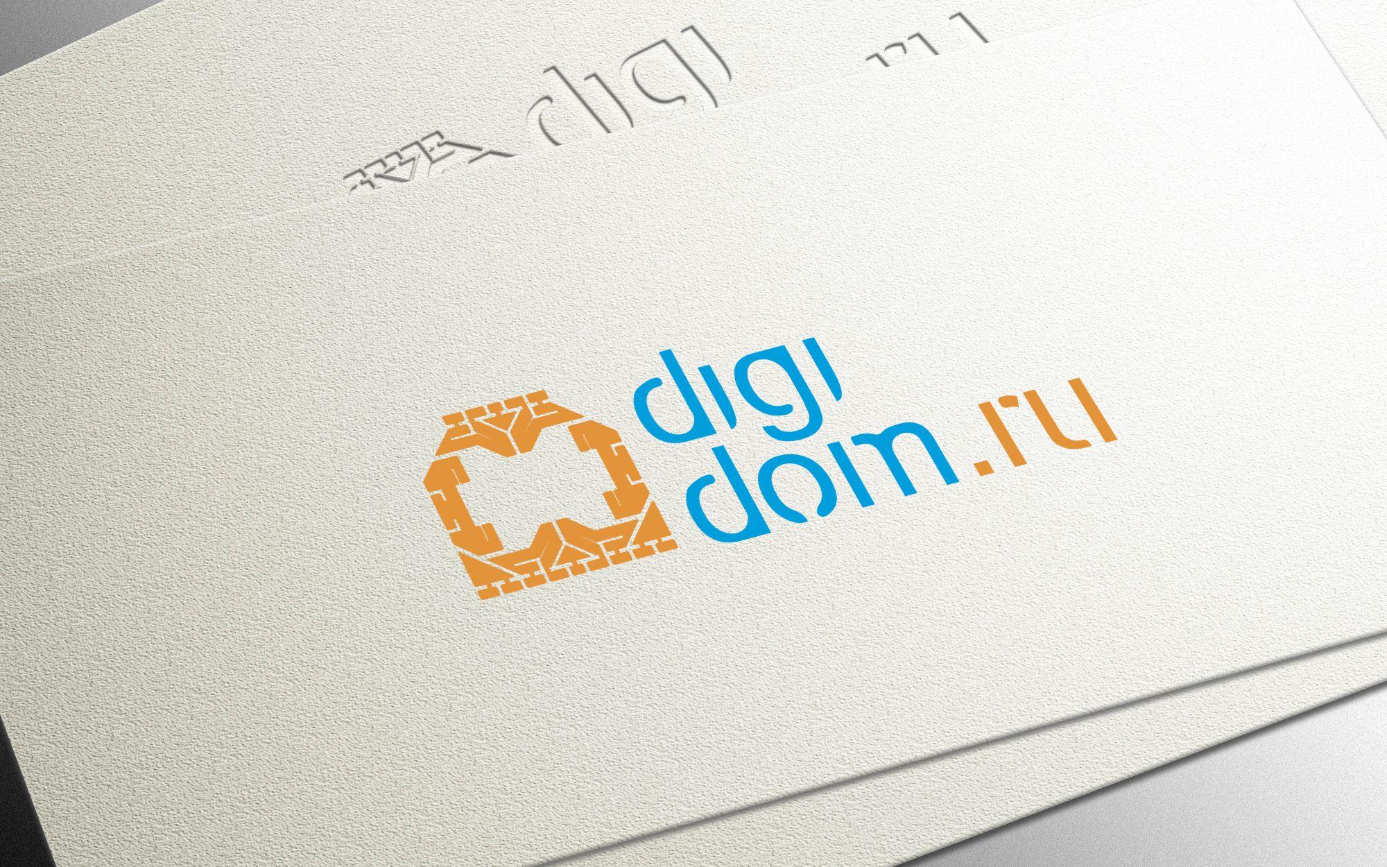 Логотип интернет-магазина мобильных устройств - дизайнер Gas-Min