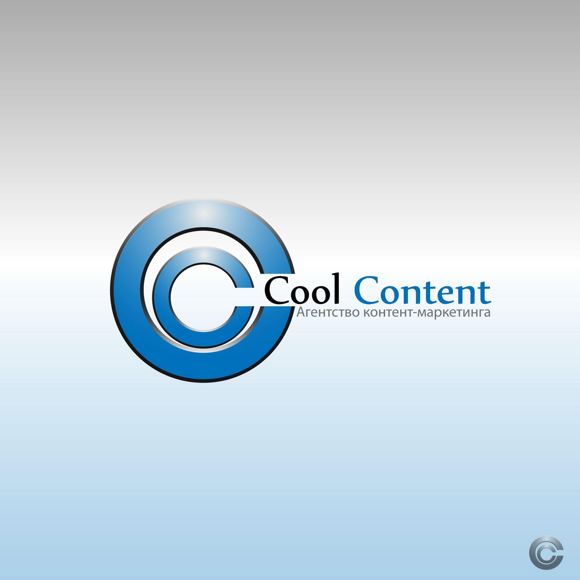 Лого для агентства Cool Content - дизайнер VVVDALLAS