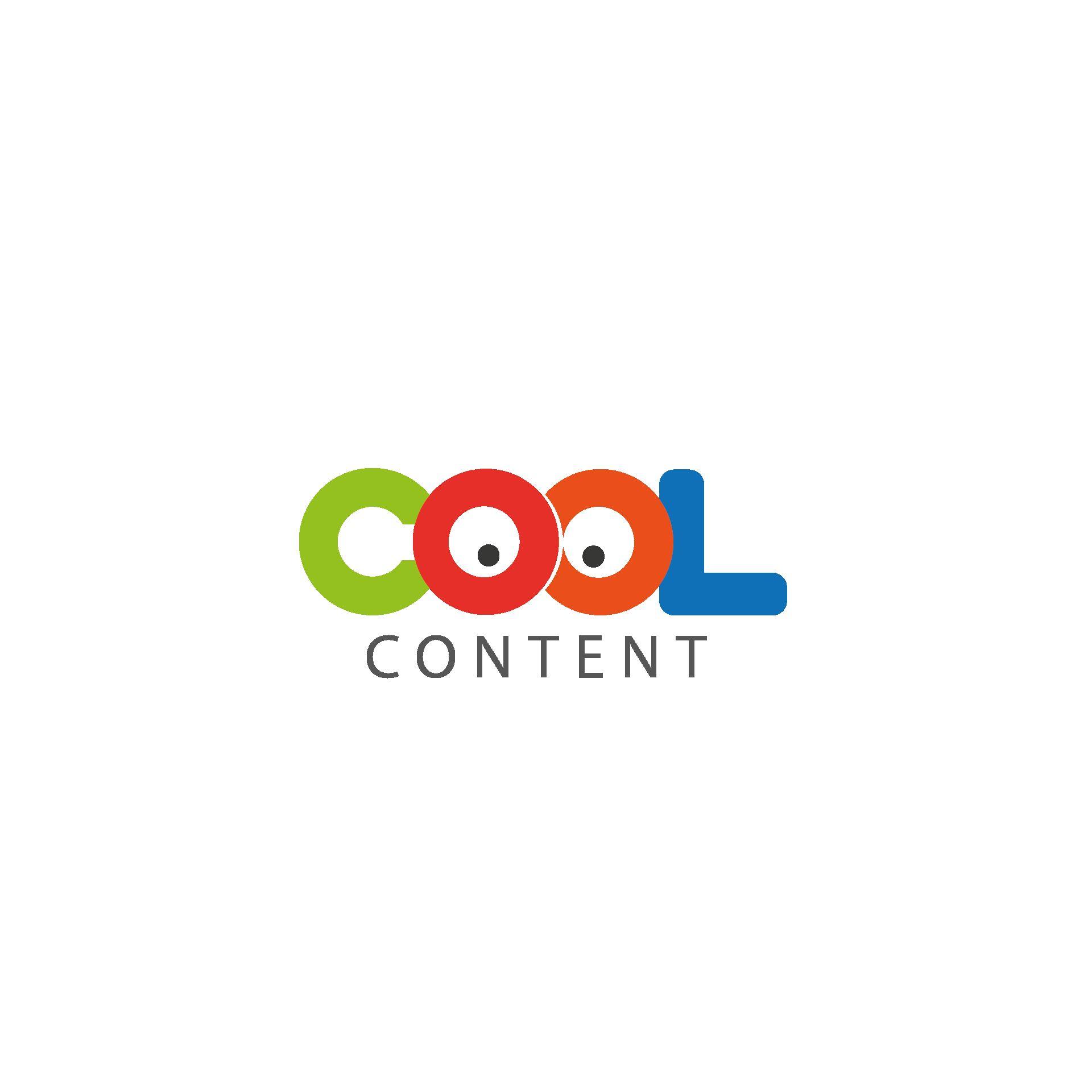 Лого для агентства Cool Content - дизайнер alpine-gold